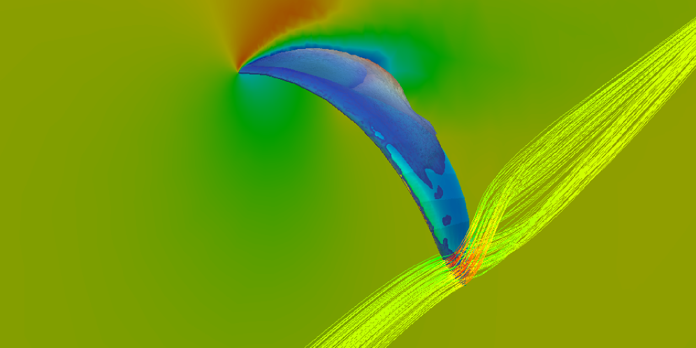 CFD Simulation/Engineering/Beratung | anurac