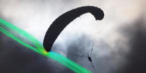 Visualisierung: Stromlinien am Tip